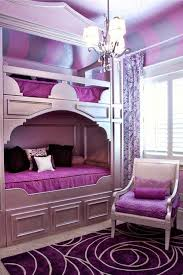 15 fashionable girls u0027 bedrooms in purple that steal the spotlight