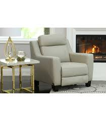 recliners stanford leather reclining armchair