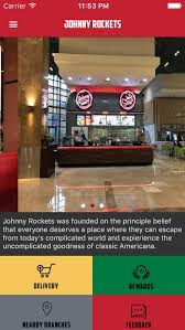 johnny rockets uae android apps on google play