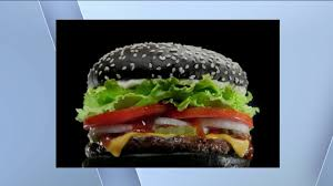 halloween whopper burger king burger king s black bunned halloween whopper is actually pretty