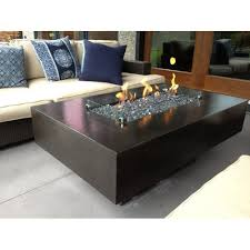 Fire Glass Pits by 43 Best Fire Pits And Fire Tables Images On Pinterest Gas Fires