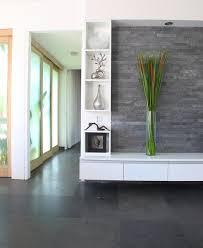 Living Room Wall Island Stone Silver Quartzitic Slate Large Strip Living Room Wall