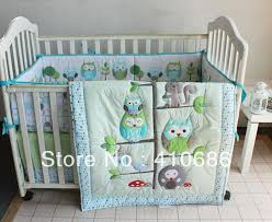 Cot Bed Duvet Cover Boys Babies Cot Bedding Sets