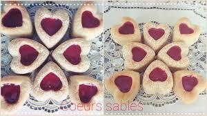 recette de cuisine facile et rapide algerien coeurs aux grain de sésame djeldjlania gâteaux algérien facile et