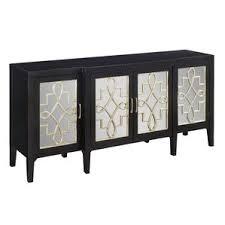 Small Black Gloss Sideboard Modern Sideboards Buffets Allmodern