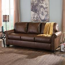 Mixing Leather And Fabric Sofas Sofa Beds U0026 Sleeper Sofas