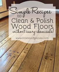 diy wood floor cleaner and kristy s cottage