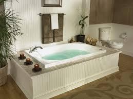 Bathtub Structure Bathroom 2017 Best Rustic Bathroom Decors With White