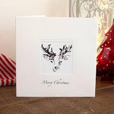 reindeer christmas cards to make christmas lights decoration