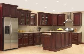 Kitchen  Wood Kitchen Cabinets With Regard To Fresh Exotic Walnut - Different kinds of kitchen cabinets
