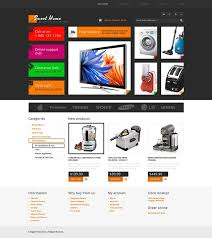 electronics shop responsive magento theme ecommerce templates