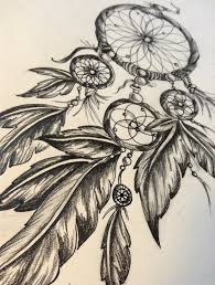 drawn dreamcatcher awesome pencil and in color drawn