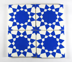 Moroccan Tiles Kitchen Backsplash by Hand Painted Moroccan Tiles Blue And White Ceramic Tiles