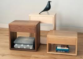 Changing Table Side Organizer Side Table Side Table Organizer Contemporary Bedside Tables
