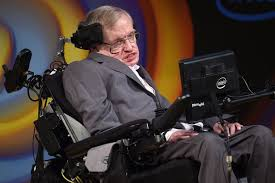 Stephen Hawking Chair This Will Be A New Form Of Life