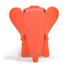 eames elephant orange