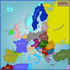World Map Of Europe by Making Alternate History Afe Map Of Europe 2000