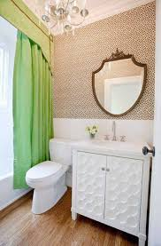 Wallpaper Bathroom Designs by 15 Awesome Eclectic Bathroom Design Ideas