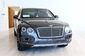 2017 bentley bentayga white 2017 bentley bentayga w12 signature stock p013927 for sale near