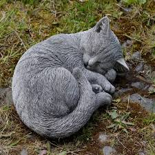 cat garden ornaments images search