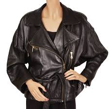ladies motorcycle clothing vintage henri bendel ny leather motorcycle jacket ladies size m