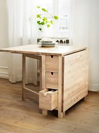 table pliante cuisine la table de cuisine pliante 50 idées pour sauver d espace