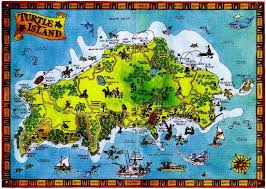 fiji resort map turtle island map with beaches for all guests picture of