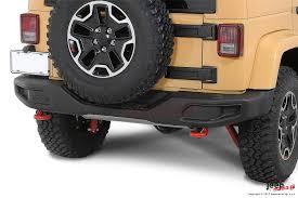 mopar jeep accessories mopar rubicon 10th anniversary off road bumper jeepmania