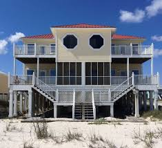 Gulf Shores Al Beach House Rentals by Coastal Resort Realty