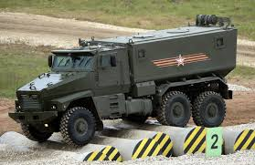 military vehicles steel typhoon russian special forces get new armored vehicle