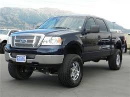 used ford 4x4 trucks for sale sell used ford f150 supercrew 4x4 custom lift wheels tires