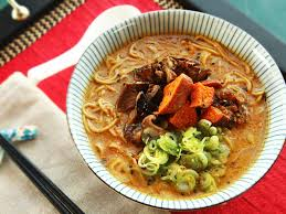 Roasted Vegetables Recipe by The Ultimate Rich And Creamy Vegan Ramen With Roasted Vegetables