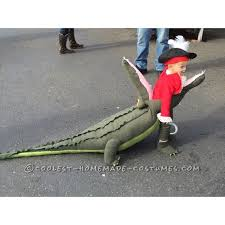 Captain Hook Halloween Costume 25 Crocodile Costume Ideas Alligator