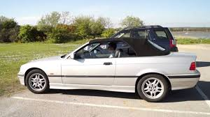 bmw convertible 1997 bmw e36 328i convertible roof test