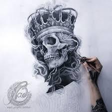 best 25 skull tattoos ideas on pinterest skull art skull