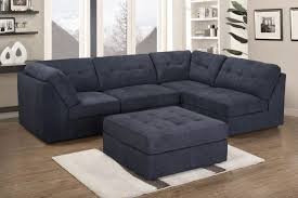 Sectional With Ottoman Clayton 4 Sectional Ottoman At Gardner White