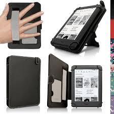 amazon black friday 2016 mediapad m3 igadgitz black pu leather folio case cover for amazon kindle e