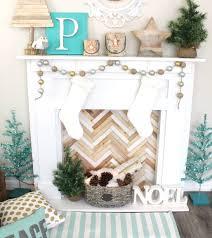 diy faux fireplace u0026 mantle make u0026 do studio