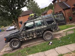 land rover safari land rover discovery 1 safari off road ready in bracknell