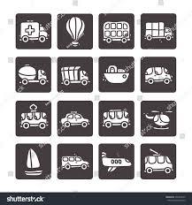 cute white jeep cute cartoon hand drawn transport icon stock vector 235994620
