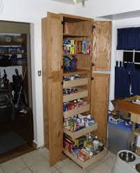 Kitchen Pantry Cabinet Ideas Rough Cut Unfinished Raw Wood Country Kitchen Pantry Cupboard