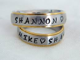 wedding band names couples rings wedding band name rings promis rings ring