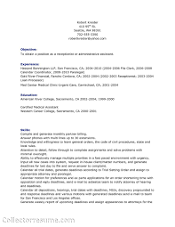 cna resume samples with no experience retail objective on resume
