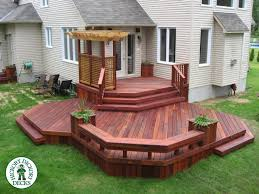 Backyard Deck Ideas Deck Gallery
