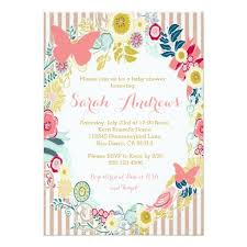 baby girl invitations 341 best butterfly baby shower invitations images on