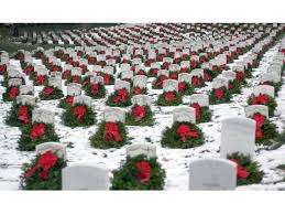wreaths across america to honor and remember veterans at new jersey