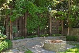 Landscaping Ideas For Backyard Privacy Garden Design Garden Design With Outdoor Privacy Screens Patio