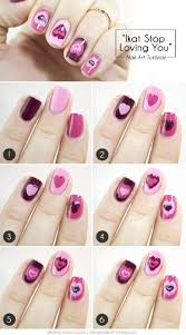 226 best valentine u0027s day nails images on pinterest valentine day