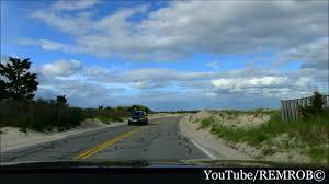 driving falmouth beach cape cod ma youtube