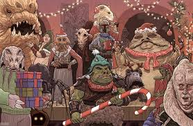 wars christmas wars christmas cards creative boom